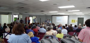Aug 30 Public Meeting at Capt Spry Centre with NCC, Williams Lake Conservation Co., Shaw group